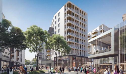 New home sale - Programme - Bordeaux - Photo