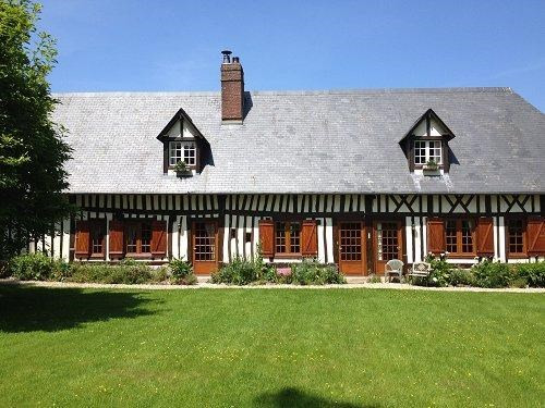 Sale house / villa Fontaine le dun 299 000€ - Picture 1