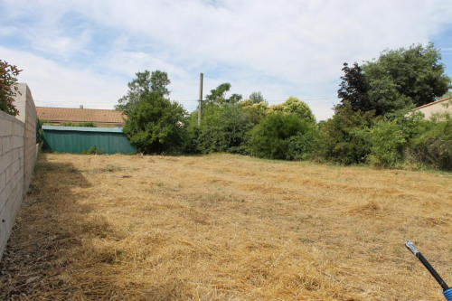 Vente - Terrain - 650 m2 - Paulhan - Photo