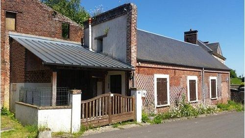 Sale house / villa Formerie 67000€ - Picture 1