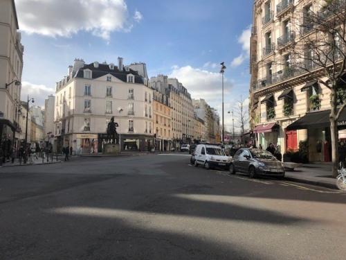 Cession de bail - Boutique - 60 m2 - Paris 6ème - Photo