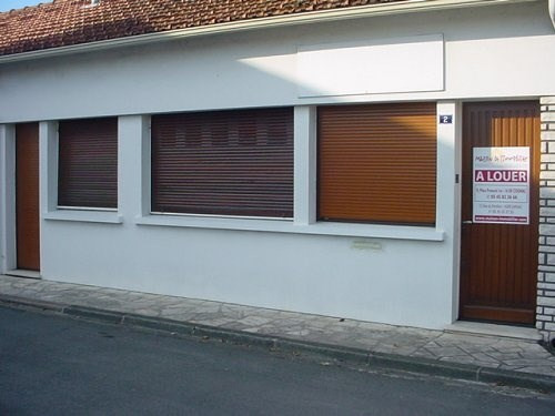 Rental office Chateaubernard 300€ CC - Picture 2