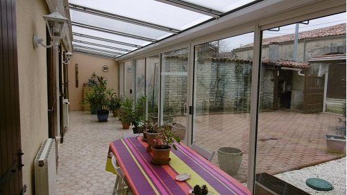 Sale house / villa Entre cognac et jarnac 160500€ - Picture 6