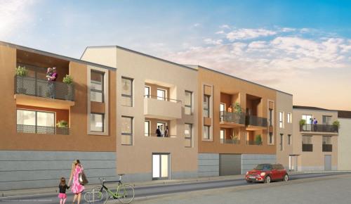 Produit d'investissement - Studio - 24,7 m2 - Montpellier - Photo