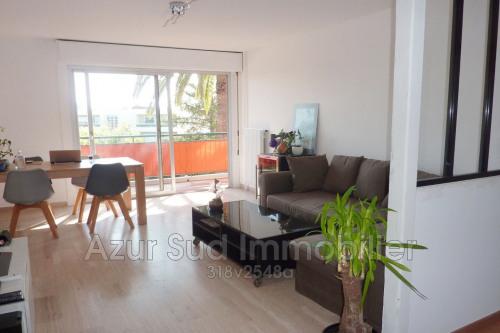 Vente - Appartement 3 pièces - 65 m2 - Antibes - Photo
