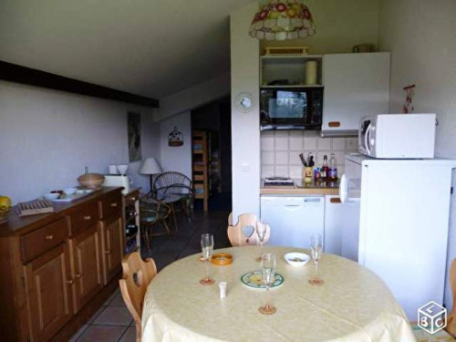 Sale - Apartment 2 rooms - 30.3 m2 - Combloux - Photo
