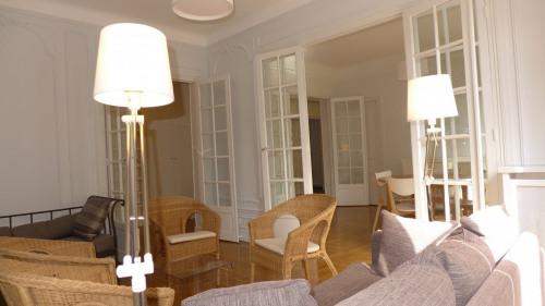 Location - Appartement 3 pièces - 73,5 m2 - Paris 15ème - Photo