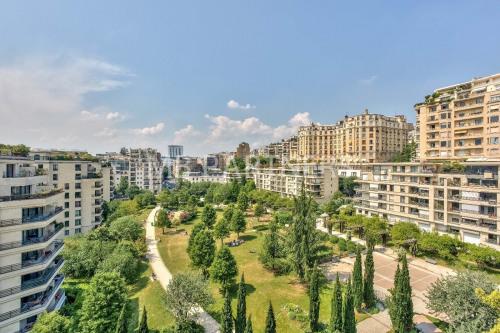 Revenda residencial de prestígio - Apartamento 5 assoalhadas - 127 m2 - Paris 16ème - Photo