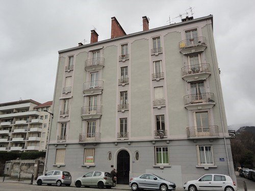 Location appartement Grenoble 700€ CC - Photo 1