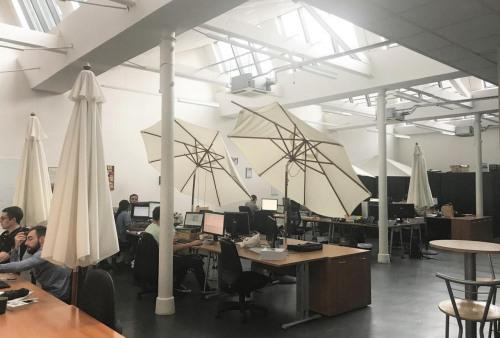 Locação - Escritório - 359 m2 - Lyon 4ème - Photo