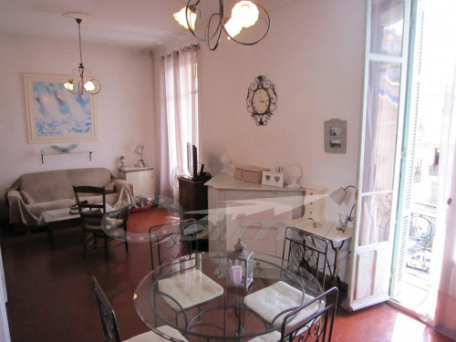 Vente - Appartement 4 pièces - 85,87 m2 - Menton - Photo