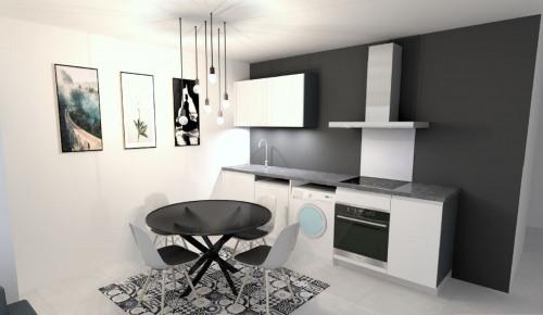 Produit d'investissement - Appartement 5 pièces - 94,31 m2 - Bondy - Photo