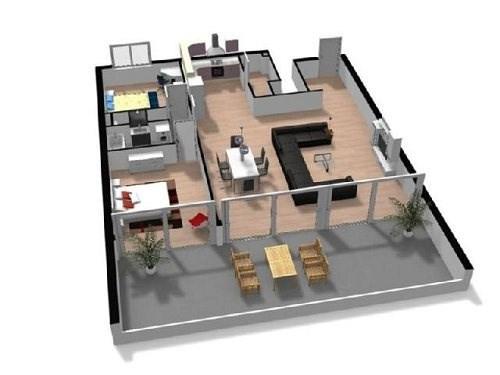Sale apartment Dieppe centre 133500€ - Picture 1