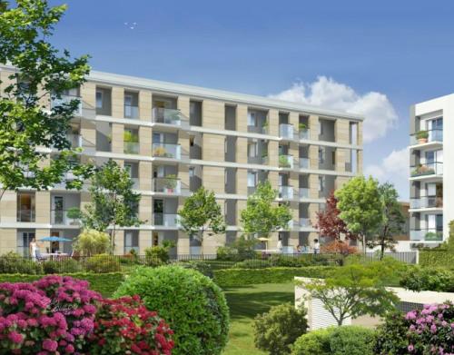 New home sale - Programme - Sarcelles - Photo