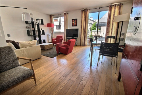 Revenda - Apartamento 5 assoalhadas - 120 m2 - Levallois Perret - Photo