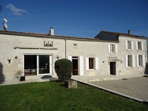 Vente maison / villa 10 mn sud cognac 321000€ - Photo 1