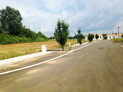 Sale - Site - 457 m2 - Gond Pontouvre - Photo