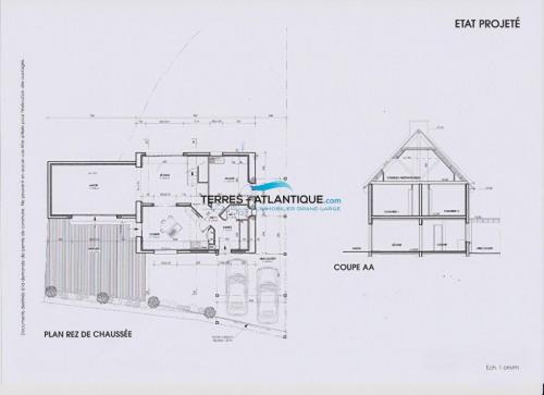 Venta  - Casa 7 habitaciones - 180 m2 - Trégunc - Photo
