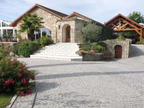 Deluxe sale - Contemporary house 7 rooms - 200 m2 - Montluçon - Photo