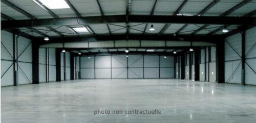 Vente - Local d'activités - 1020 m2 - Collégien - Photo