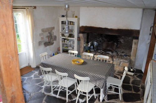 Vente - Propriété 12 pièces - 250 m2 - Poullan sur Mer - Photo