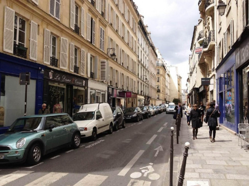 Commercial lease transfer - Shop - 21 m2 - Paris 4ème - Photo
