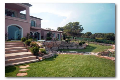 Vacation rental house / villa Mougins  - Picture 1
