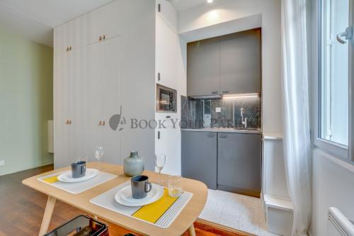 Alquiler  - Apartamento 2 habitaciones - 27 m2 - Paris 15ème - Photo