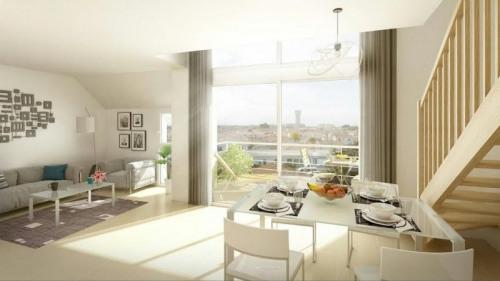Investment property - Duplex 2 rooms - 47.45 m2 - Saint Gilles Croix de Vie - Photo