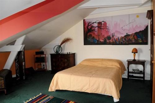 Locação para as férias - Apartamento 4 assoalhadas - 120 m2 - Puteaux - Chambre 1 - Photo