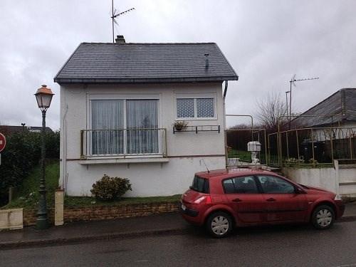 Vente maison / villa Oisemont 85000€ - Photo 1