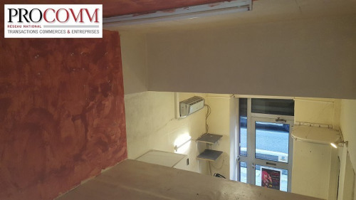 Location - Local commercial - 22 m2 - Nice - Photo