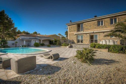 Vente de prestige maison / villa Martigues 960000€ - Photo 1