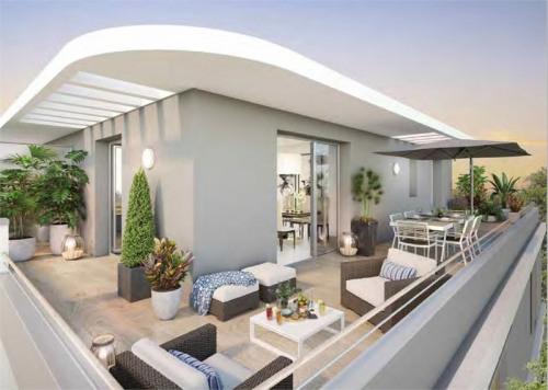 Verkauf - Wohnung 2 Zimmer - 42 m2 - Mougins - Photo