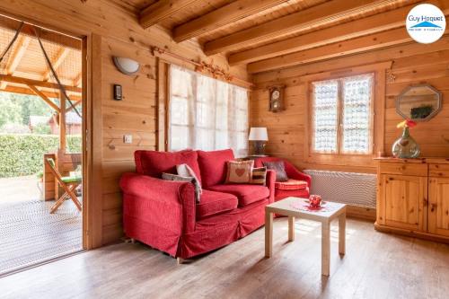 Verkauf - Chalet (Landhaus) 3 Zimmer - 51 m2 - Réau - Photo