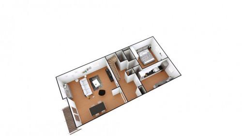 Vendita - Duplex 4 stanze  - 99 m2 - Charbonnières les Bains - Photo