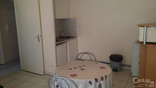 Location - Appartement 2 pièces - 28,5 m2 - Montpellier - Photo