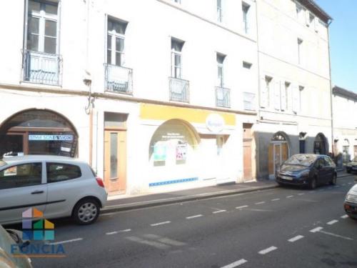 Rental - Empty room/Storage - 50 m2 - Castres - Photo