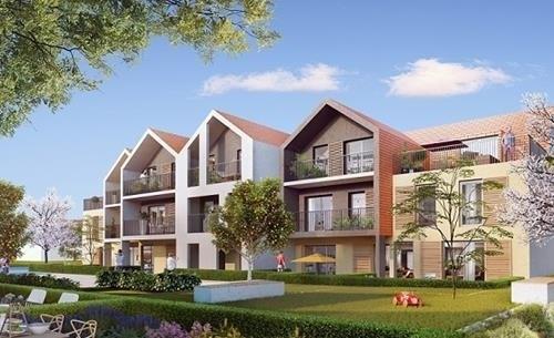 Vendita nuove costruzione Bois-d'arcy  - Fotografia 2