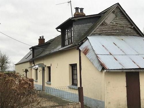 Sale house / villa St jacques d aliermont 66000€ - Picture 1
