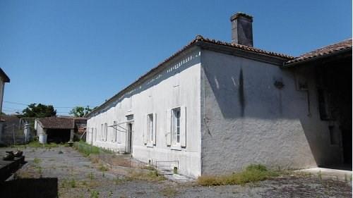 Vente maison / villa 10 mn sud cognac 128400€ - Photo 2