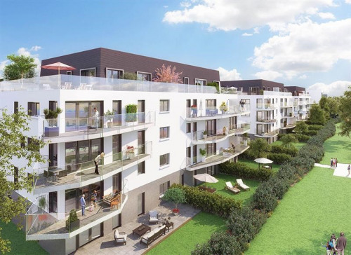 New home sale - Programme - Evian les Bains - Photo
