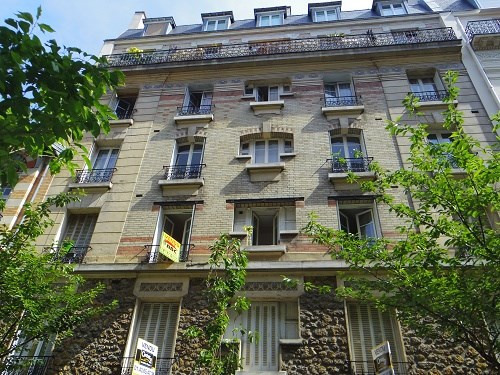 Rental apartment Vincennes 940€ +CH - Picture 1