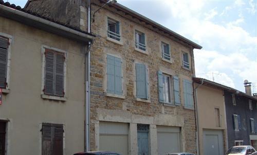 Location appartement Saint jean le vieux 430,25€ CC - Photo 1