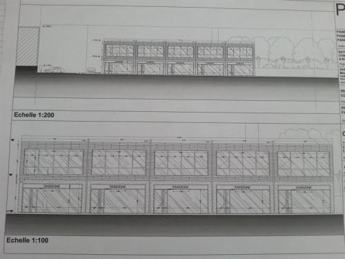Locação - Loja - 25 m2 - Moussy le Neuf - Photo