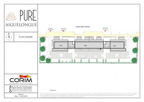 Produit d'investissement - Studio - 24 m2 - Montpellier - Photo