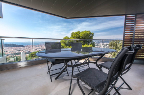 Vente de prestige - Appartement 3 pièces - 88 m2 - Nice - Photo
