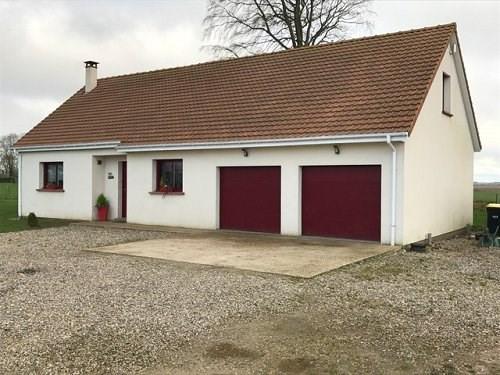 Sale house / villa Notre dame d aliermont 175000€ - Picture 1