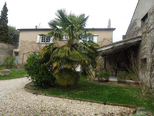 Vente maison / villa Chateaubernard 299600€ - Photo 1