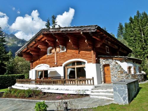 Verkoop van prestige  - chalet 7 Vertrekken - 350 m2 - Chamonix Mont Blanc - Photo